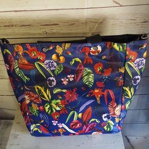 Christian Lacroix reversible tote bag